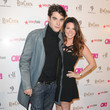 Ainsley Britain Arrivals at OK Magazine's So Sexy L.A. Event