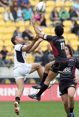 Alapati Leuia Air New Zealand Cup - Wellington v North Harbour