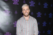 Gus Kenworthy attends Airbnb's Exclusive After Party at The Angel Orensanz Foundation, Celebrating The World Premiere Of 'GAY CHORUS DEEP SOUTH' Documentary on April 30, 2019 in New York City.