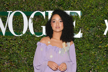 Aisha Dee Teen Vogue's 2019 Young Hollywood Party Presented By Snap - Arrivals