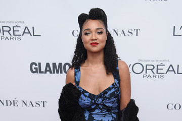 Aisha Dee Glamour Celebrates 2017 Women of the Year Awards - Arrivals