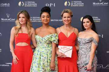 Aisha Dee Opening Ceremony - 58th Monte Carlo TV Festival