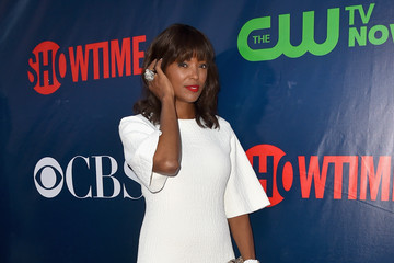 Aisha Tyler CBS, CW and Showtime 2015 Summer TCA Party - Arrivals