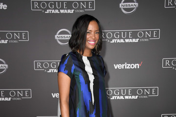 Aisha Tyler Premiere of Walt Disney Pictures and Lucasfilm's 'Rogue One: A Star Wars Story' - Arrivals