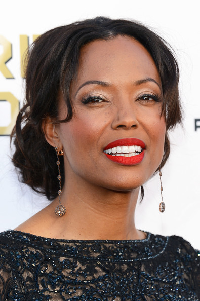 Aisha Tyler - Arrivals at the Critics' Choice Awards — Part 2