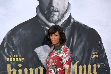 Aisha Tyler Premiere of Warner Bros. Pictures' 'King Arthur: Legend of the Sword' - Arrivals