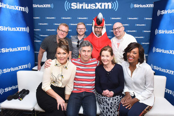 Aisha Tyler SiriusXM's Entertainment Weekly Radio Broadcasts Live From Comic-Con In San Diego