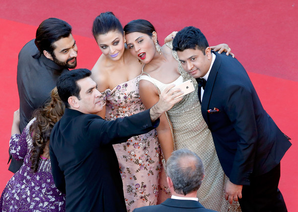 'From the Land and the Moon (Mal De Pierres' - Red Carpet Arrivals - The 69th Annual Cannes Film Festival [people,event,fashion,fun,human,photography,dress,happy,formal wear,photo shoot,jackky bhagnani,actors,darshan kumaar,head,mal de pierres,land,moon,red carpet arrivals,cannes film festival,premiere]