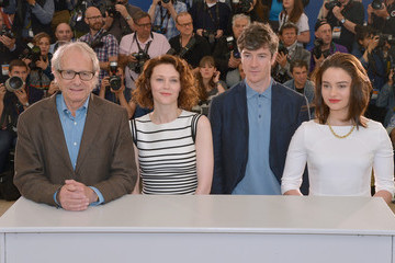 Aisling Franciosi 'Jimmy's Hall' Photo Call at Cannes