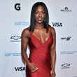 Aja Evans The Women's Sports Foundation's 40th Annual Salute To Women In Sports Awards Gala - Arrivals