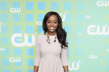 Aja Naomi King The CW Network's New York 2012 Upfront