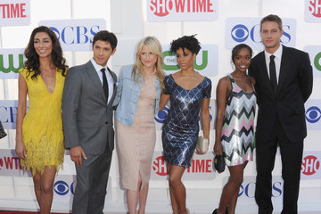 Aja Naomi King CW, CBS And Showtime 2012 Summer TCA Party - Red Carpet