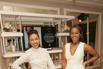 Aja Naomi King ELLE's 6th Annual Women In Television Dinner Presented By Hearts on Fire Diamonds And Olay - Inside
