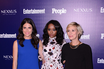 Aja Naomi King 'Entertainment Weekly' and 'People' Celebrate The New York Upfronts - Arrivals