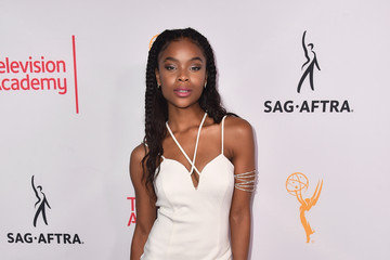 Ajiona Alexus Television Academy And SAG-AFTRA Host Cocktail Reception Celebrating Dynamic And Diverse Nominees For The 67th Emmy Awards