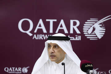 Akbar Al Baker Ras Al Khaimah Announces Deal with Qatar Airways at the Arabian Travel Market