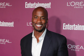 Akbar Gbaja-Biamila 2017 Entertainment Weekly Pre-Emmy Party - Red Carpet