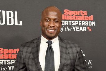 Akbar Gbaja-Biamila Sports Illustrated Sportsperson Of The Year Awards - Arrivals