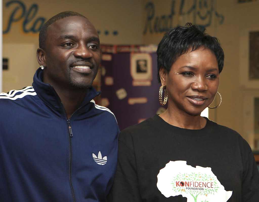 Akon and Kine Gueye Thiam Photos - 4 of 10»Photostream