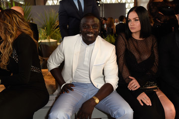 Akon Fashion for Relief - Red Carpet Arrivals - The 70th Annual Cannes Film Festival