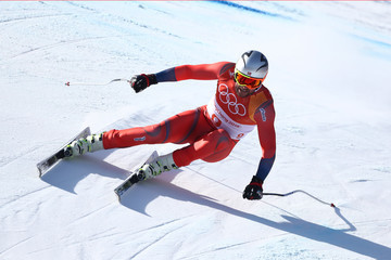 Aksel Lund Svindal Alpine Skiing - Winter Olympics Day 7