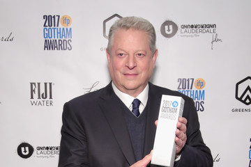 Al Gore IFP's 27th Annual Gotham Independent Film Awards - Backstage