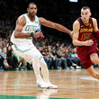 Al Horford Cleveland Cavaliers v Boston Celtics