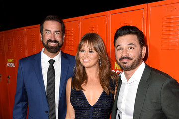 """Al Madrigal Premiere Of Universal Pictures' """"Night School"""" - Red Carpet"""