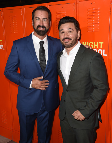 """Premiere Of Universal Pictures' """"Night School"""" - Red Carpet"""