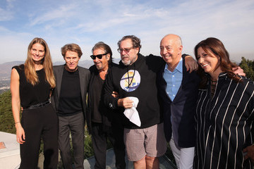 Al Pacino Brunch Celebrating The Release Of At Eternity's Gate