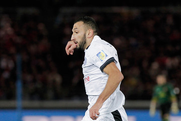 Nadir Belhadj Al-Sadd Sports Club v FC Barcelona - FIFA Club World Cup Semi Final