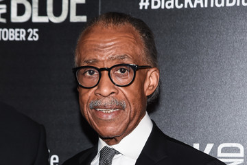 Al Sharpton 'Black And Blue' New York Screening