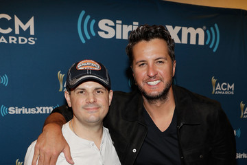 Al Skop SiriusXM's The Highway Channel Broadcasts Backstage Leading Up To The Academy of Country Music Awards