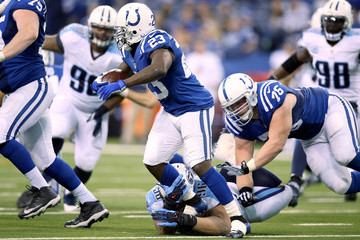 Al Woods Tennessee Titans v Indianapolis Colts