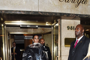 Alan Ferguson MET Gala 2015 - Departures From the Carlyle