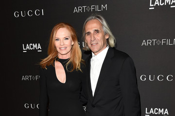 Alan Finkelstein Arrivals at the LACMA Art + Film Gala — Part 2