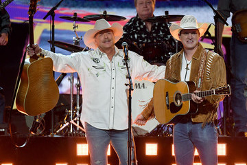 Alan Jackson 53rd Academy Of Country Music Awards - Show