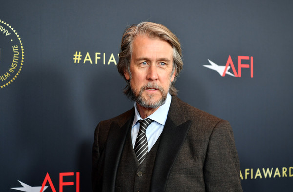 20th Annual AFI Awards - Arrivals [facial hair,beard,spokesperson,premiere,suit,carpet,event,moustache,fictional character,white-collar worker,arrivals,alan ruck,los angeles,four seasons hotel,california,beverly hills,afi awards,american film institute,american film institute awards 2019,game of thrones,aacta awards,actor,image,british academy film awards,photograph,celebrity]