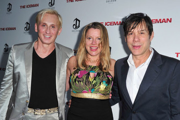 Alan Siegel Arrivals at 'The Iceman' Premiere