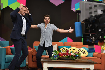 Alan Tacher Celebrities Visit Univision's 'Despierta America'