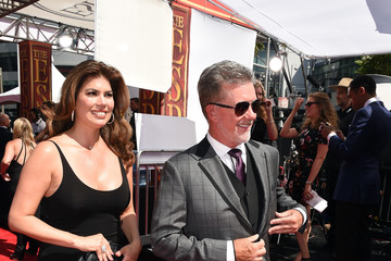 Alan Thicke The 2016 ESPYS - Red Carpet