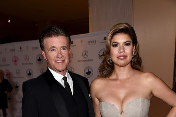 Alan Thicke 2014 Carousel of Hope Ball Presented by Mercedes-Benz - Red Carpet