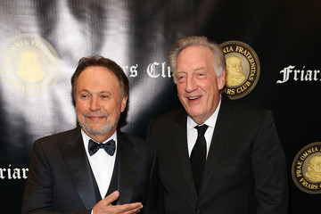 Alan Zweibel Friar's Club Honors Billy Crystal With Entertainment Icon Award