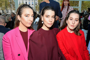 Alana Haim Valentino : Front Row - Paris Fashion Week Womenswear Spring/Summer 2019