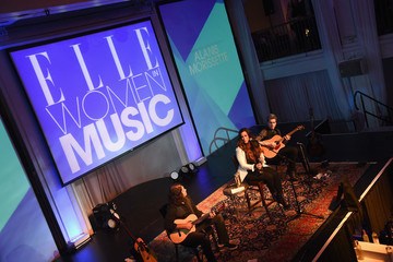 Alanis Morissette 6th Annual ELLE Women In Music Celebration Presented By eBay