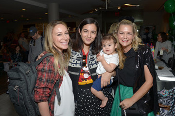Alanna Masterson 6th Annual Santa's Secret Workshop Benefitting L.A. Family Housing