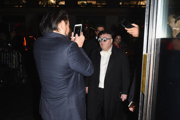 Alber Elbaz Balmain And Olivier Rousteing Celebrate After The Met Gala - Inside