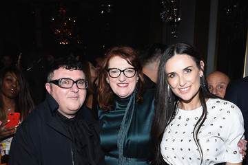 Alber Elbaz Harper's BAZAAR 150th Anniversary Event Presented With Tiffany & Co at The Rainbow Room - Inside