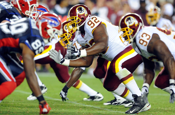 Buffalo Bills vs Washington Redskins