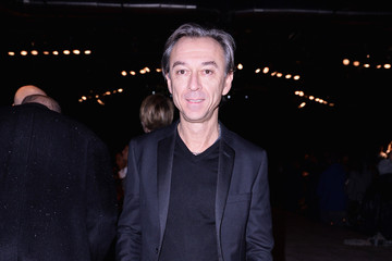 Albertino Front Row at the Dsquared2 Runway Show